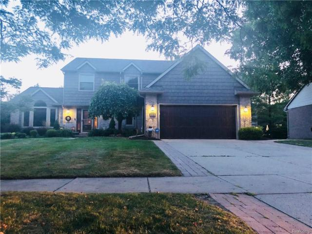 42636 Wimbleton Way, Novi, MI 48377 (#218067562) :: RE/MAX Classic