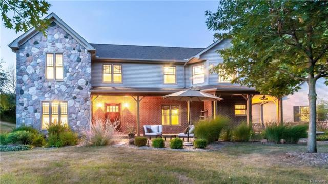 10529 Rolling Oaks Drive, Manchester Twp, MI 48158 (#218067596) :: RE/MAX Vision