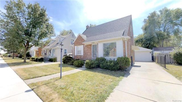 17831 Snow Avenue, Dearborn, MI 48124 (#218067598) :: Duneske Real Estate Advisors