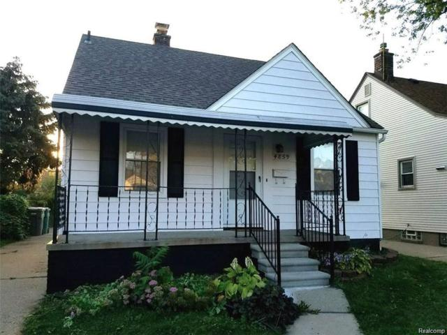 4859 Curtis Street, Dearborn, MI 48126 (#218067611) :: Duneske Real Estate Advisors