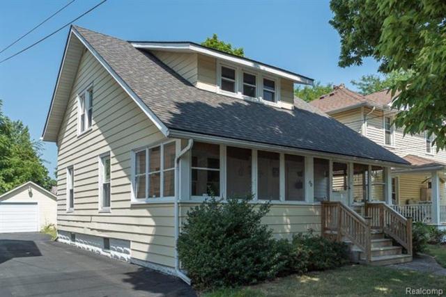 510 Orange Street, Jackson, MI 49202 (#543258645) :: RE/MAX Nexus