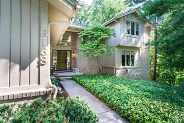 3168 Chambord Drive, West Bloomfield Twp, MI 48323 (#218067625) :: The Buckley Jolley Real Estate Team