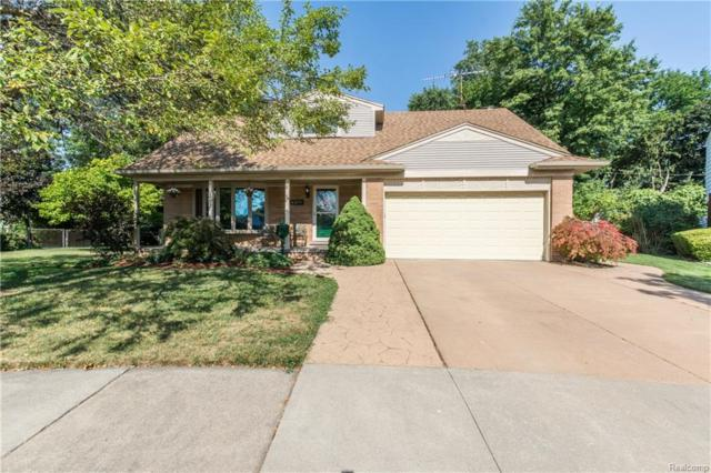 4385 Shenandoah Avenue, Allen Park, MI 48101 (MLS #218067637) :: The Toth Team