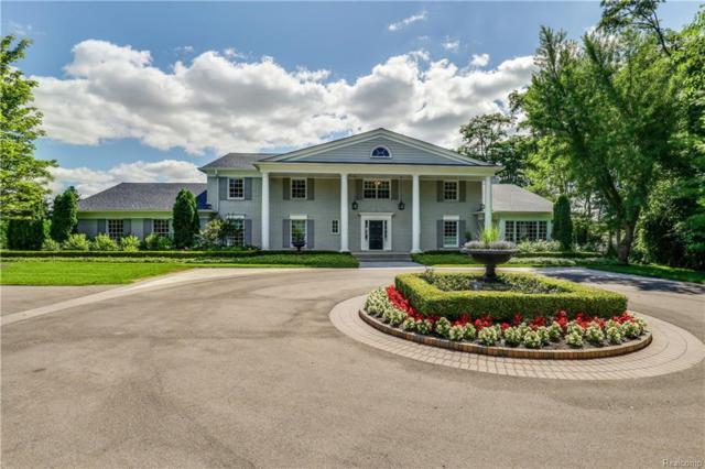 3955 Lahser Road, Bloomfield Hills, MI 48304 (#218067669) :: RE/MAX Classic