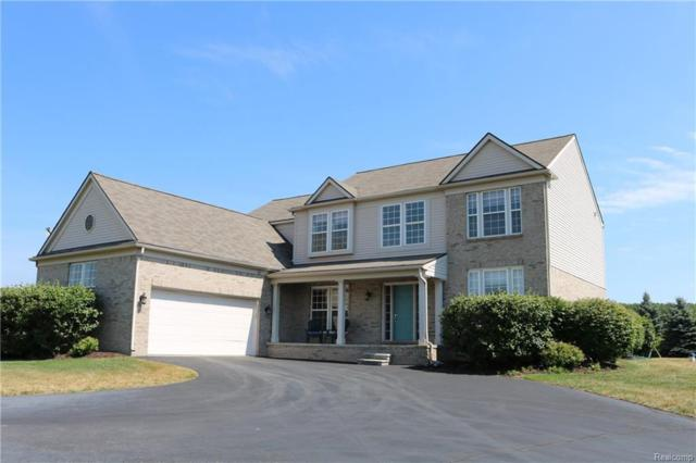 1169 Thorn Ridge Drive, Hartland Twp, MI 48843 (#218067718) :: RE/MAX Classic