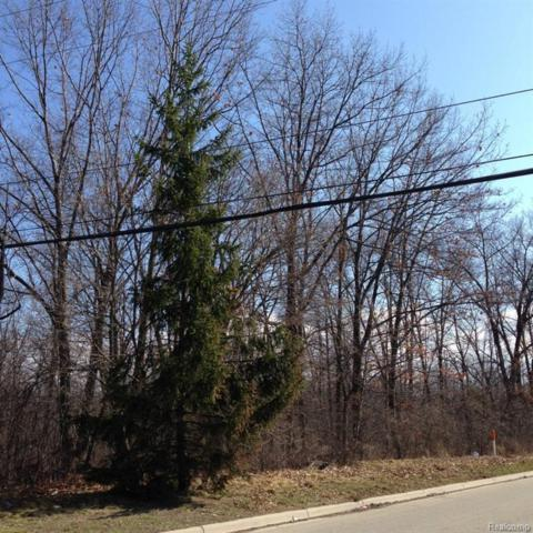 00 Collier Road, Auburn Hills, MI 48321 (#218067763) :: The Buckley Jolley Real Estate Team