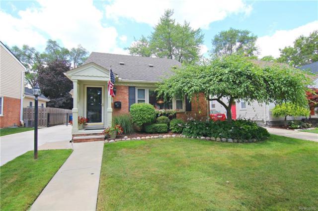 357 Sunset Street, Plymouth, MI 48170 (#218067821) :: Duneske Real Estate Advisors