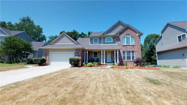 708 Shell Bark Court, Grand Blanc, MI 48439 (#218067836) :: RE/MAX Classic