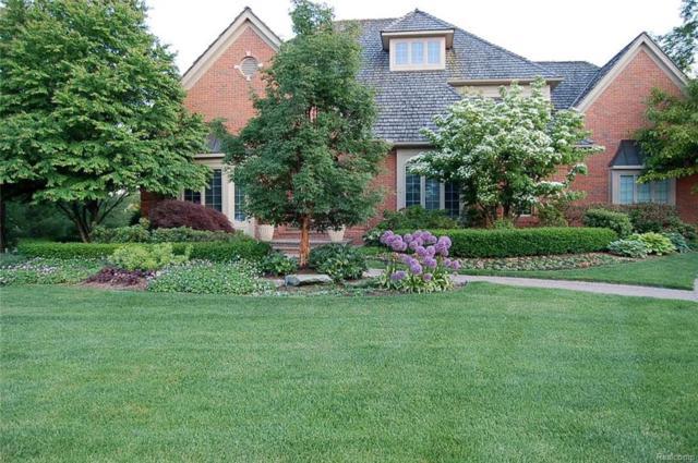 18871 Oak Leaf, Northville, MI 48168 (#218067844) :: Duneske Real Estate Advisors