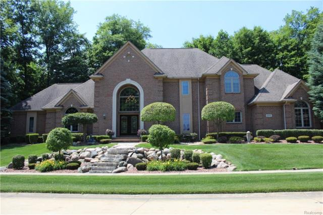 62727 Tournament Drive, Washington Twp, MI 48094 (#218067918) :: Duneske Real Estate Advisors