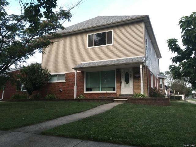 8414 Lochdale St Street N, Dearborn Heights, MI 48127 (#218067952) :: RE/MAX Classic