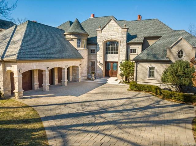 2741 Turtle Lake Drive, Bloomfield Twp, MI 48302 (#218067956) :: Duneske Real Estate Advisors