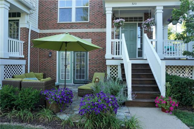 320 Red Ryder Drive, Plymouth, MI 48170 (#218067984) :: Duneske Real Estate Advisors