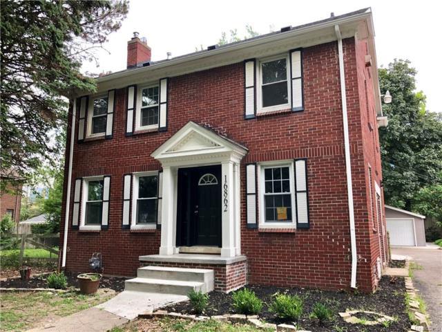 16862 Warwick Street, Detroit, MI 48219 (#218068011) :: RE/MAX Classic