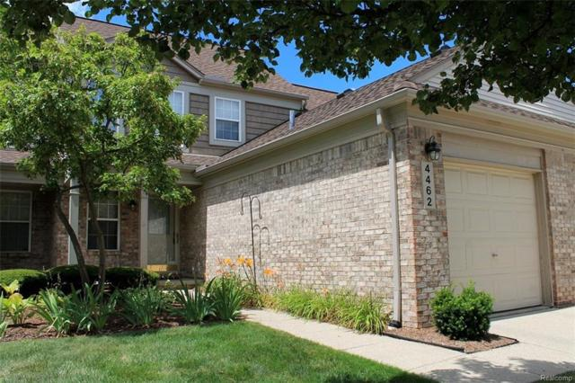 4462 Hunters Circle West #38, Canton Twp, MI 48188 (#218068025) :: RE/MAX Classic
