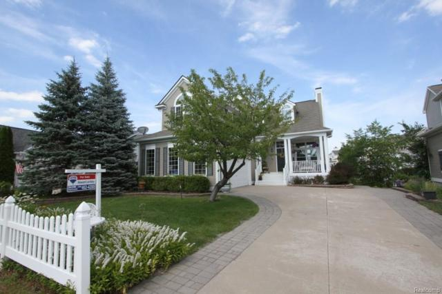 86 Fountain, Oxford Twp, MI 48371 (#218068042) :: Duneske Real Estate Advisors