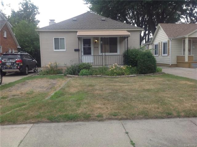8278 Lenore Street, Dearborn Heights, MI 48127 (#218068066) :: RE/MAX Classic