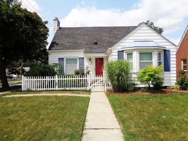 2996 Birchwood Street, Trenton, MI 48183 (#218068067) :: RE/MAX Classic