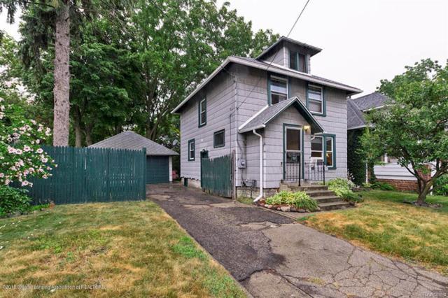 1527 Massachusetts Avenue, Lansing, MI 48906 (#630000228627) :: Duneske Real Estate Advisors