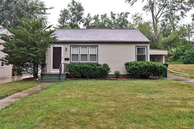 623 Hamilton Avenue, Lansing, MI 48910 (#630000228629) :: Duneske Real Estate Advisors