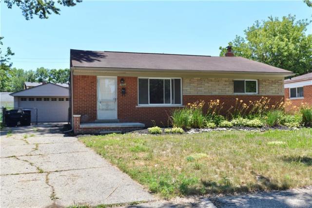 7692 Ritz Avenue, Westland, MI 48185 (#218068289) :: Duneske Real Estate Advisors
