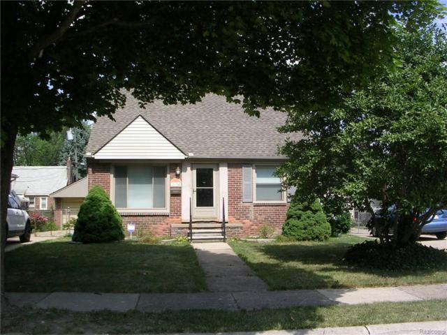 2654 Walnut Street, Dearborn, MI 48124 (#218068344) :: RE/MAX Classic