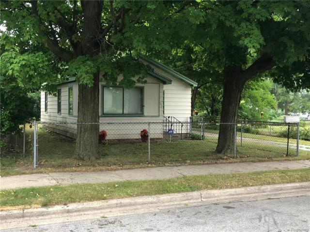 764 Robinwood Street, Pontiac, MI 48340 (#218068411) :: Duneske Real Estate Advisors