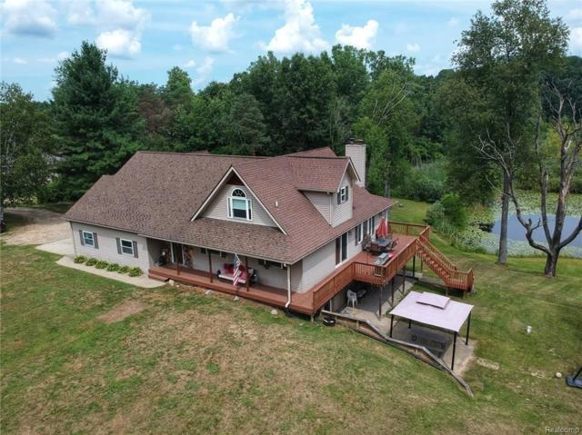 840 Old Sorrel Drive, Mayfield Twp, MI 48446 (#218068440) :: The Buckley Jolley Real Estate Team