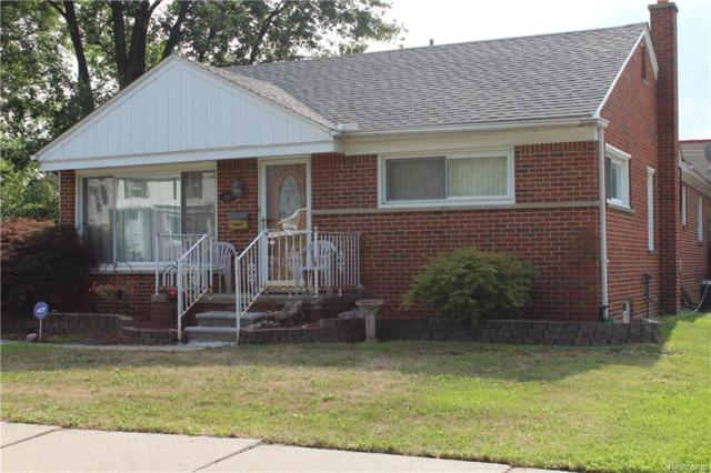 8467 Dale Street, Dearborn Heights, MI 48127 (#218068501) :: The Buckley Jolley Real Estate Team