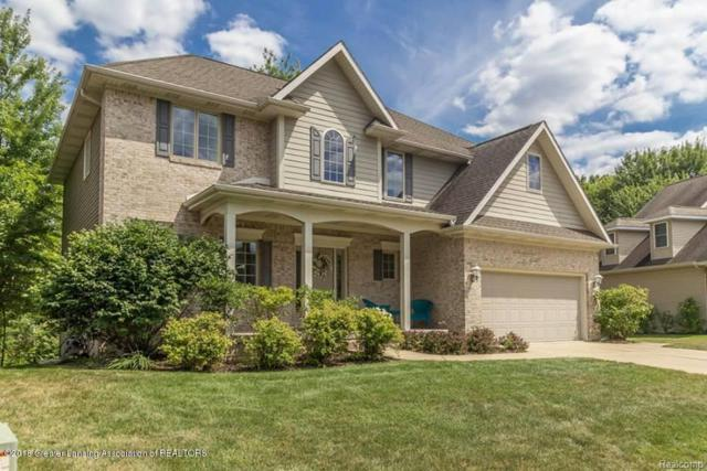 16978 Broadview Drive, East Lansing, MI 48823 (MLS #630000228647) :: The Toth Team