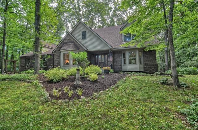 2447 Spring Grove Drive, Genoa Twp, MI 48114 (#218068655) :: The Buckley Jolley Real Estate Team
