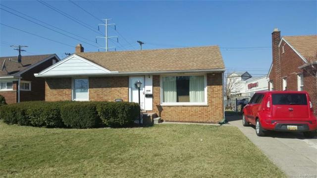 15440 Prospect Street, Dearborn, MI 48126 (#218068699) :: RE/MAX Classic