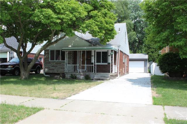 3623 Merrick, Dearborn, MI 48124 (#218068717) :: RE/MAX Classic