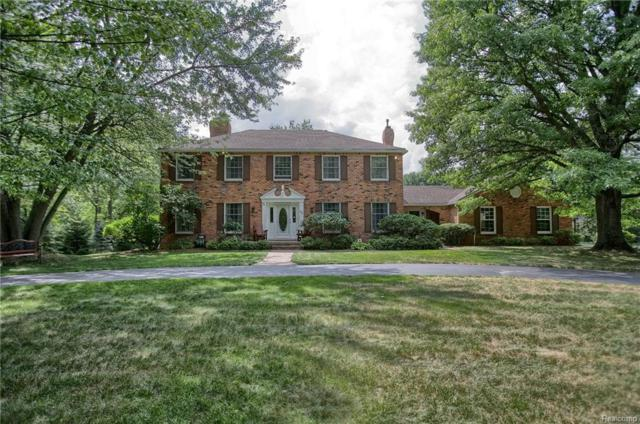 534 Newton Road, Genoa Twp, MI 48114 (#218068766) :: The Buckley Jolley Real Estate Team