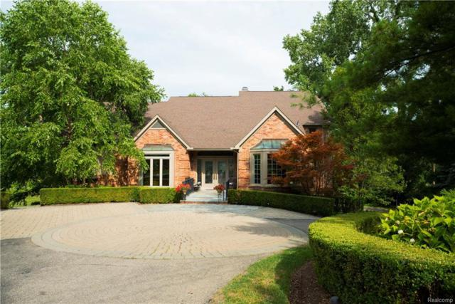 2076 Shore Hill Court, West Bloomfield Twp, MI 48323 (#218068800) :: RE/MAX Classic