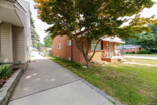 3853 Harding Street, Dearborn, MI 48124 (#218068890) :: RE/MAX Classic