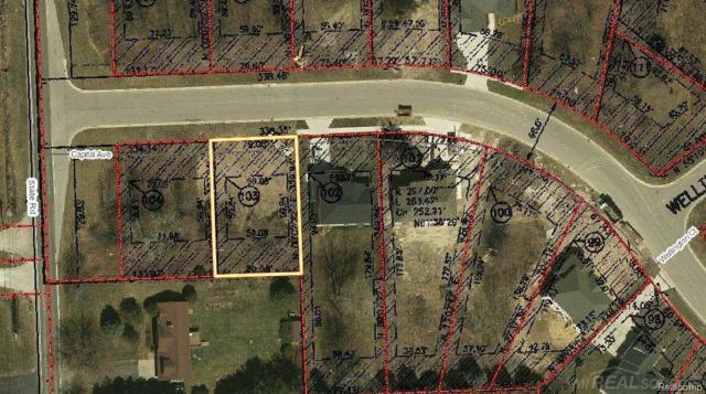 0 Capital Ave #103, Fort Gratiot, MI 48059 (#58031354682) :: RE/MAX Nexus
