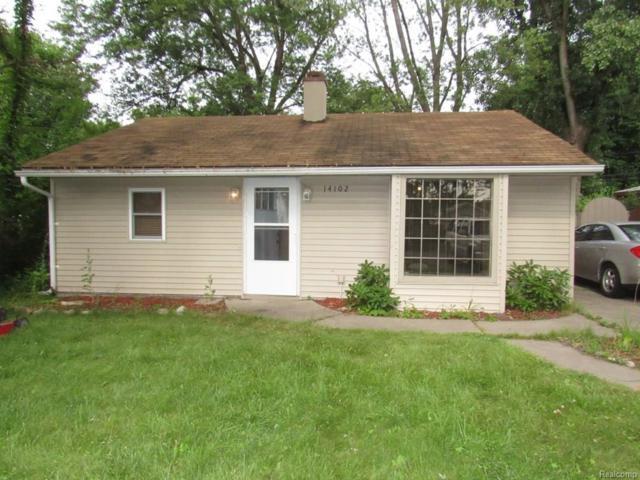 14102 Syracuse Street, Taylor, MI 48180 (#218069049) :: The Buckley Jolley Real Estate Team