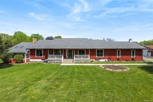 6415 Hogan Road, Deerfield Twp, MI 48430 (#218069058) :: The Buckley Jolley Real Estate Team