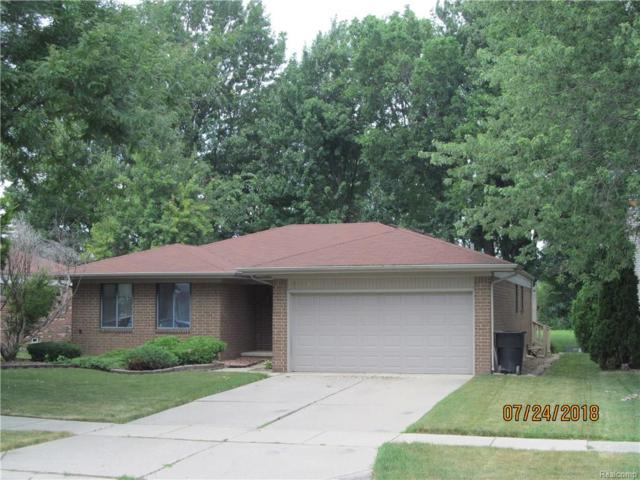 5241 Peekskill Drive, Sterling Heights, MI 48310 (#218069232) :: Duneske Real Estate Advisors