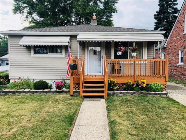 4680 Fleming Street, Dearborn Heights, MI 48125 (#218070401) :: The Buckley Jolley Real Estate Team