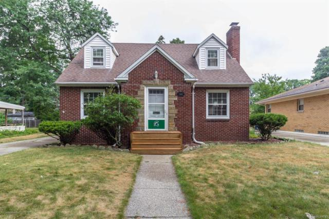 1515 Sunnyside Avenue, Lansing Twp, MI 48910 (MLS #630000228724) :: The Toth Team