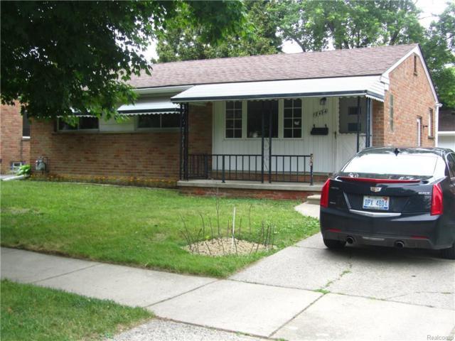 18494 Delaware Avenue, Redford Twp, MI 48240 (#218070632) :: RE/MAX Classic