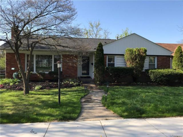 2623 W Webster Road S, Royal Oak, MI 48073 (#218070715) :: RE/MAX Classic