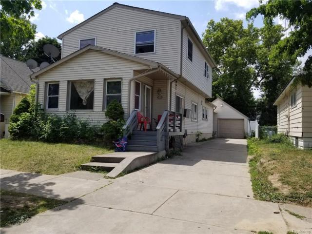 1306 Clancy Avenue, Flint, MI 48503 (MLS #218070752) :: The Toth Team