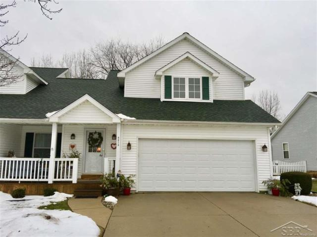 8875 N Brookshire Dr, Thomas Twp, MI 48609 (MLS #61031354933) :: The Toth Team