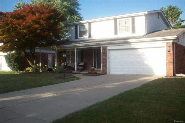 35712 Dearing Drive, Sterling Heights, MI 48312 (#218070882) :: RE/MAX Classic