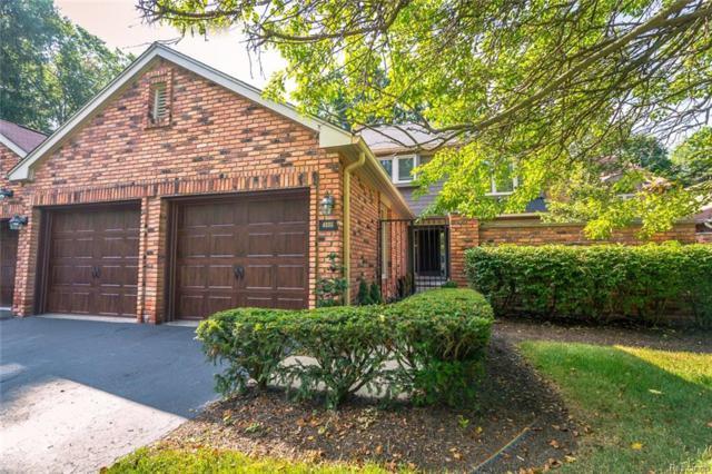 4006 Hidden Woods Drive, Bloomfield Twp, MI 48301 (#218070979) :: Duneske Real Estate Advisors