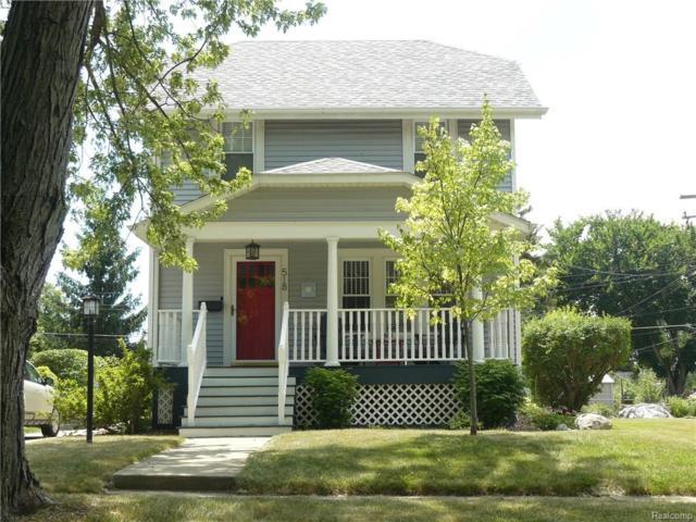518 Scottwood, Monroe Twp, MI 48162 (#218071094) :: The Buckley Jolley Real Estate Team