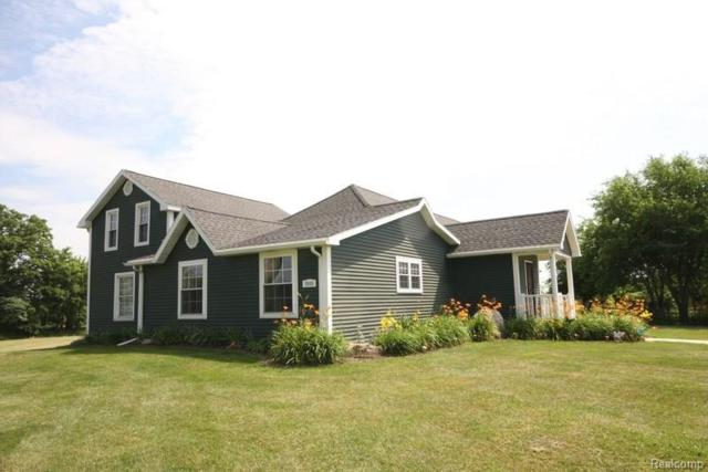 2055 Tuttle Road, Vevay Twp, MI 48854 (#218071175) :: RE/MAX Classic